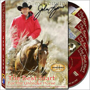 The Best Start For The Unbroke Horse By John Lyons - 4 Dvd Set 7.5 Hours Total