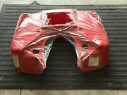 Rear Fender Kit Red Can-am And03908-and03913 Outlander P/n 715000783 Nos