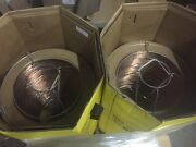 1,100 Lbs 131uf65 .035 Copper Coated Carbon Steel Mig Welding Wire 550 New