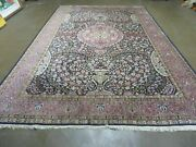 7and039 X 10and039 Vintage Turkish Sivas Sevas Hand Made Wool Rug Veg Dyes Beauty