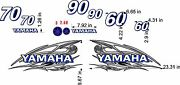 Yamaha 2 Stroke Triple Outboard Kit For 2 And 3 Cylinder Carb Motors 50607090