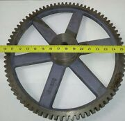 Spur Gear 80teeth Pitch 5 Face 1-3/4 Browning Ncs580