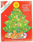 Christmas Tree-shaped 500-piece Hallmark Jigsaw Puzzle What Trees Are Made Of