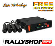 Camera System Race Technology Video4 Sport 4 With Gps And Accelerometer Rally