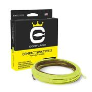 Cortland Compact Sink Type 3 Fly Line