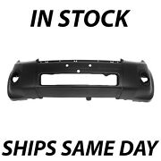 New Primered - Front Bumper Cover Replacement Fascia For 2008-2012 Ford Escape