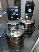 Ta Instruments Lnca 991233.901, .902, Nice Units On Stainless Dewars