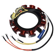 Stator 35amp 4cyl Johnson/evinrude 120-140hp 1988-1999 Loopers 583561 584288