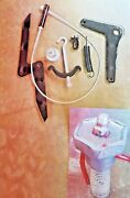 1959 Cadillac Emergency Brake And Bracket And Cables And Working Factory Greaser Bolt