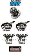 1988-1998 Gm K1500 Tahoe Yukon And Suburban Front/rear 4.56 Gears And Grip Ls Posi