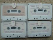 Ramtha Dialogues Jz Knight Four Cassette Tapes March 20, 1982 Rare