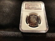 2000-s Kennedy Clad Half Dollar 50 Cents- Ngc Pf-70 Ultra Cameo-letand039s Deal