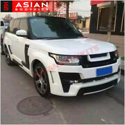 For Range Rover Vogue Wide Body Kit 2012 - 2014 L405 Plastic Pp Material