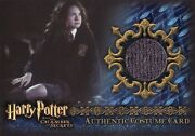 Harry Potter Chamber Of Secrets Cos Ginny Weasleyand039s Grey Sweater C9 Costume Card