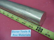 2-1/2 C360 Brass Round Rod 24 Long Solid 2.50 Od X 1 Foot H02 Lathe Bar Stock