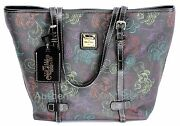 Disney Dooney And Bourke 2014 Epcot Chef Mickey Food And Wine Festival Tote Bag 2