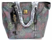 Disney Dooney And Bourke 2014 Epcot Chef Mickey Food And Wine Festival Tote Bag 3