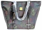 Disney Dooney And Bourke 2014 Epcot Chef Mickey Food And Wine Festival Tote Bag 5