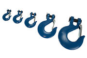 Temco Chain Slip Safety Latch Hook Clevis Rigging Tow Winch Trailer Grade 70