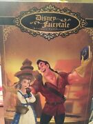 2016 Disney Store Fairytale Designer Collection Belle And Gaston Le Of 6000