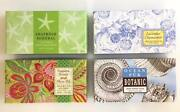 Soaps Gift Box 3 Bars Greenwich Bay Luxurious Boutique Quality Spa Shea/cocoa