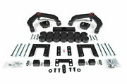Dodge For Ram 1500 3.5 Combo Suspension And Body Lift Kit 12-17 4wd
