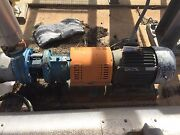 Goulds 3196 2x3-8 Centrifugal Pump 200 Gpm @ 220andrsquo Tdh 20hp 230-460/3/60