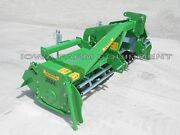Rotary Tiller 8and039-6 Valentini U2500tractor 3-ptpto Qh Compat Hd 170hp Gbox