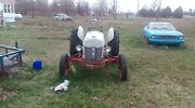 1941ford 9n Tractor Runs