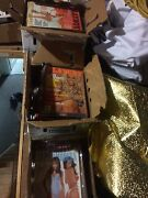 Playboy Magazines Collection Of Vintage 8 Boxes....see List...some 1975 - 2003