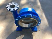 Allis Chalmers Ac Pump Casing Pwo 4 X 12 X 17 P-2833 Stainless Steel