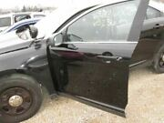 Driver Left Front Door Police W/o Armor Has Dings Fits 15 Taurus 262540