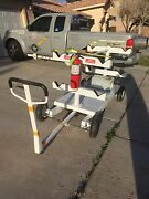 Missile Cart Replica Display Your Aim 9 Sidewinder In Style Usaf Mancave Top Gun