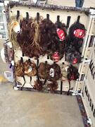 Bulk Lot Of Clip On Hair Extensions And Scrunchies In Houston