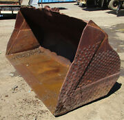 Used 8and039 Material Handling Bucket For Wheeled Excavator