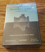 Downton Abbey Seasons 1, 2 And 3 Dvd, Deluxe Limited Edition, Exclu. New
