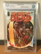Image Comics The Walking Dead 27 Cbcs 9.6 1st Appearance Of The Governor 4/2006