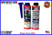 Liqui Moly Hydraulic Lifter Additive Lm20004, Jectron Lm2007 Injector Cleaner