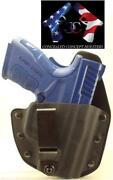 Iwb Kydex Holster One Clip For Glock Smithandwesson Sig Cz Concealed Concept