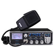 Galaxy Dx-939f Cb Radio W/illuminated Backlit Faceplate And Frequency Counter Am