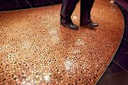 Coin Cast - Epoxy Coating Resin For Penny Floor / Coin Floor And Table Tops
