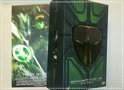 1/6 Hot Toys New Goblin Mms151 Empty Box With Plastic Inserts Us Seller