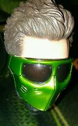 1/6 Hot Toys New Goblin Mms151 Head With Green Mask And Glasses Us Seller