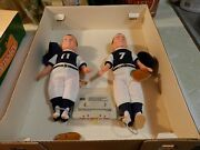 Rare Abbott And Costello Who's On First Way Cool Toy
