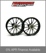 Black Galespeed Type S Wheels Yamaha Yzf R1 2004-2006 0 Finance Available
