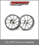 Gun Metal Galespeed Type R Forged Alloy Wheels Yamaha Yzf R1 1998-01 0 Finance