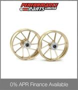 Gold Galespeed Type R Forged Alloy Wheels Yamaha Yzf R1 2004-06 0 Finance
