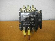 Furnas 42af35ajasm Definite Purpose Controller 49acr6 Auxiliary Contact Used