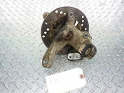 00 Bombardier Ds 650 Front Right Knuckle Spindle Hub Axle Carrier Brake Rotor