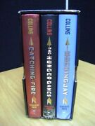 The Hunger Games Trilogy Boxed Set Catching Fire Mockingjay Suzanne Collins